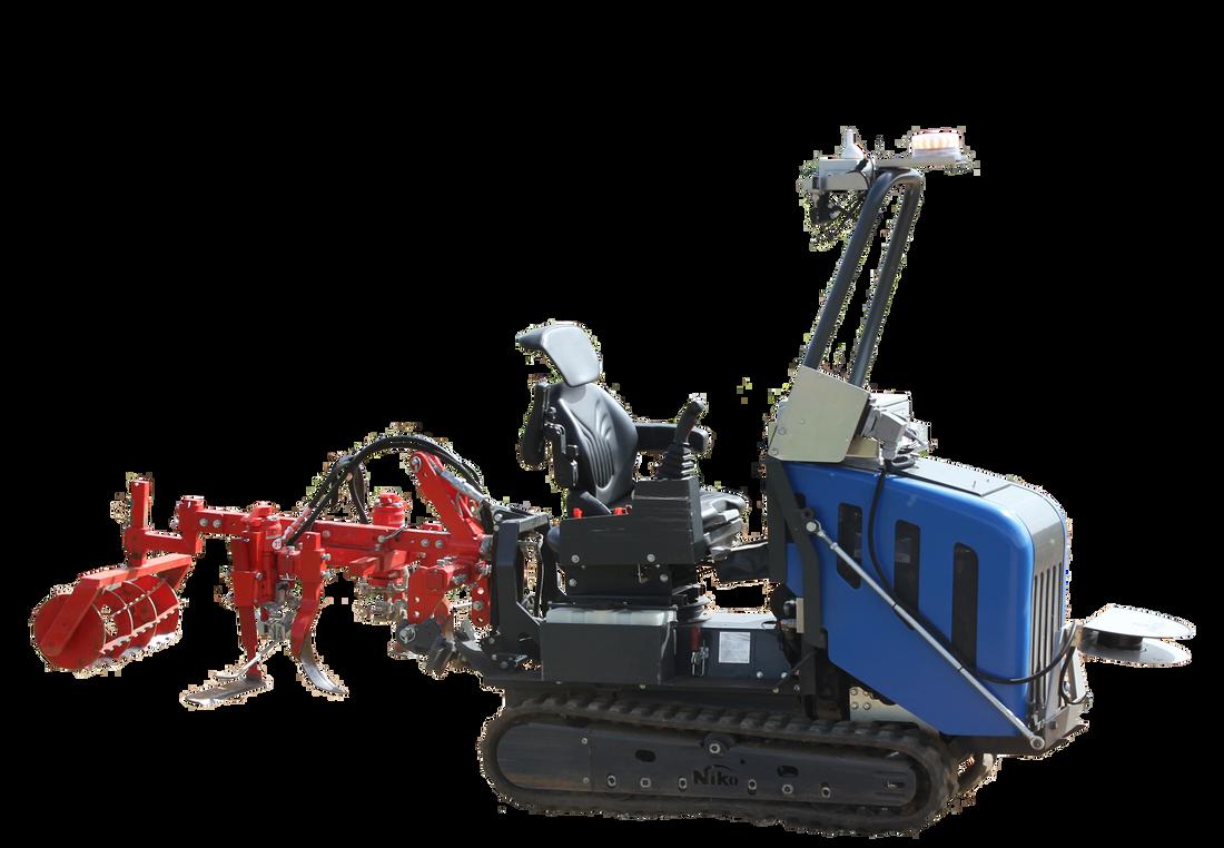 Niko Tractor Mounted Frame
